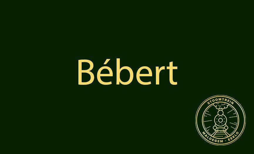 Ken jij Bébert al?